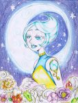 Art trade-Moonstone by Coraline-176