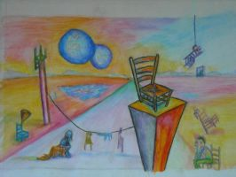 Surrealism Study 2 by MissElsy