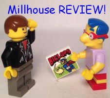 Millhouse Review! by WorldwideImage