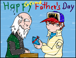 Happy Grand-Father's Day by AngelCou