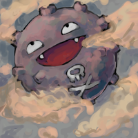koffing by SailorClef