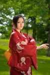 Yukata girl by Isis Blue Fire 2 by IsisBlueFire