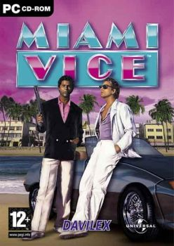 Miami Vice PC Game by 80sUnleashed