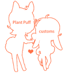 Plant Puff: CUSTOM AUCTION [CLOSED] by niaro