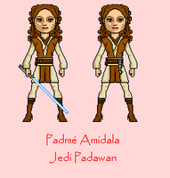 Padme as a Jedi by Theo-Kyp-Serenno