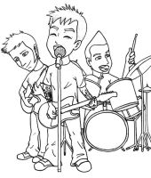 THE Band by kelly42fox