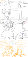 Half assed comic by Dr-Sniper