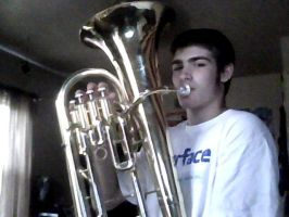 Me and my.............................BARITONE?!?! by XxXK1D0fTH3D34DxXx