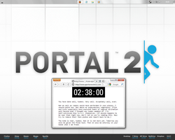 SS_15.04.2011 'Portal 2' by Streetster20