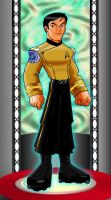 Mr. Sulu by TonyForever