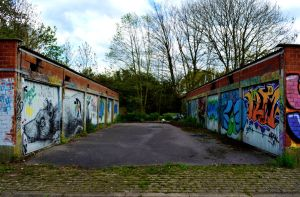 Don't Come Around Here No More by MsDeGraeve