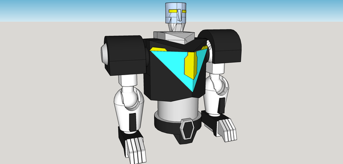 Voltron wip2 by Lilscotty