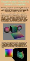 Zbrush- SecondLife suggestions by DeckardX08