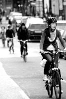 Cycling in the City by dynamick
