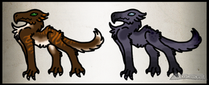 Chagra Adopts (Auction) CLOSED by Shadowhawk-Adopts