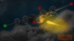 AC-130U Spooky -NV off- by Panzerfire