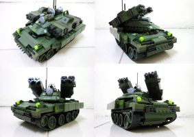 Lego Compact Tank 7.1 by SOS101