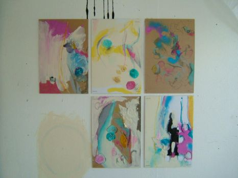 Series of Five by lucylucy