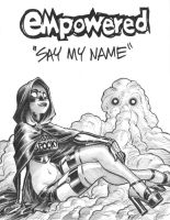 EMPOWERED's Sistah, Protean by AdamWarren