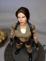 Lara Croft 3 by RoyStanton