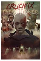 Crucifix Executioner by BBarends