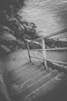 ..: The Stair :.. by Mademoiselle-P