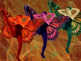 The Fairy Revue by 16stepper