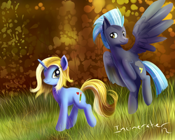 1 place prize by Incinerater