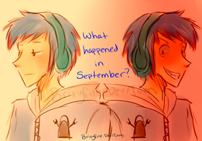 What Happened In September by Brixyfire