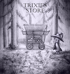 Trixie's Store by foxunk