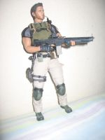 Chris Redfield 1/6 scale BSAA edition by Demon-Lord-Cosplay