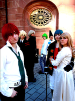 Time of the Vongola by Chayantou