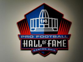 Pro Football Hall Of Fame Logo by Photos-By-Michelle