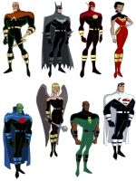 Justice Lords by M-a-R-c-E-l-O