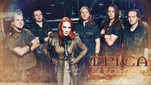 EPICA - Retrospect [Wallpaper] by brockscence