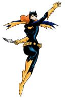 Batgirl by Padfoot-x