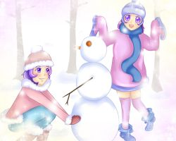 Winter Fun... by sexy-colours