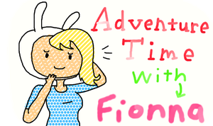 Fionna GIF by Miss-Crystal-chan