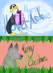 Xmas cards by hoverboots