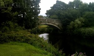 Bridge at Pollock House by Liefesa