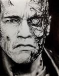Terminator (pencil) by 8Bobby8
