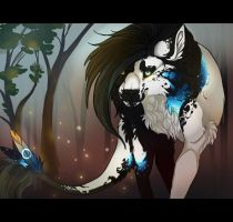 oh baby just a wolf in sheep skin by valsefer