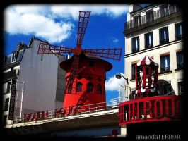 Moulin Rouge by amandaWAY