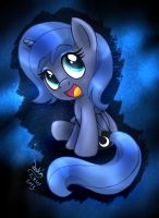 MLP FIM - Little Luna by Joakaha