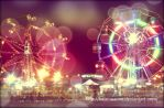 The Ferris Wheel Life by katrinaanne