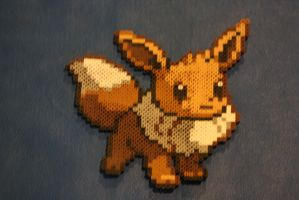 #133 Eevee by Puppylover5