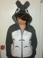 Totoro Jacket by morgan8tor