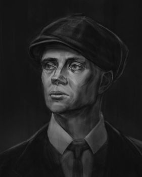 Tommy - Peakly Blinders by Firsin