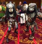 Double Predator Cosplay by Cory-Hate