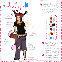 Phillip Antro Reference by sketch-it